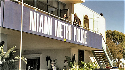Dexter Filming Locations: The Police Station