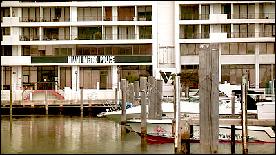 Dexter Filming Locations: Miami Police Station redux