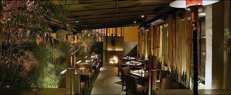 Bazaar Restaurant La Cienega