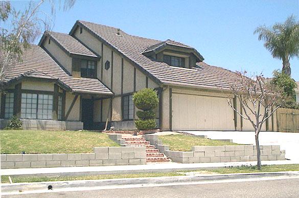 The Poltergeist House Photo