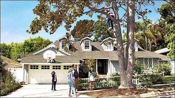 2016 TV locations - The Goldbergs, Black-ish, Lethal Weapon