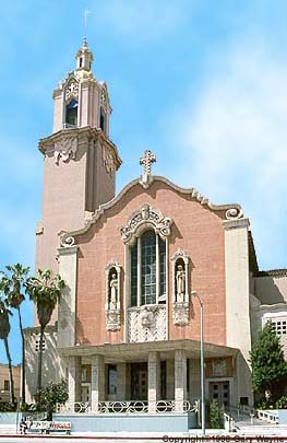 BLESSED SACRAMENT CHURCH (
