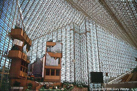 The CRYSTAL CATHEDRAL (photo 4)