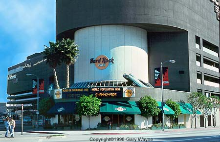 The Hard Rock Cafe Los Angeles Photo 2