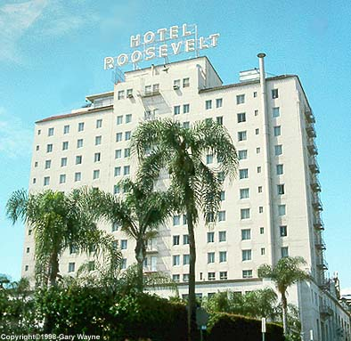 Roosevelt Hotel Hollywood 96