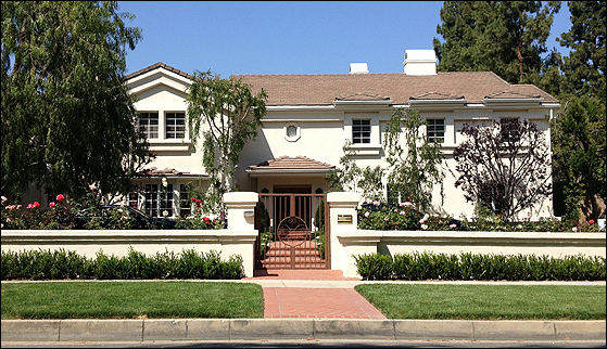 Lucille Ball house