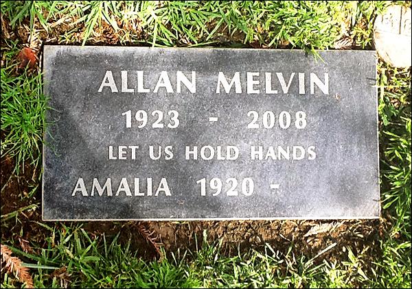 allan melvin obituary