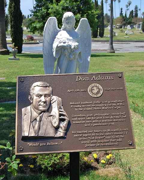Don Adams Grave Photo-7011