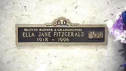 Ella Fitzgerald Funeral