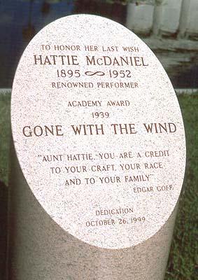 Hattie McDaniel funeral pictures