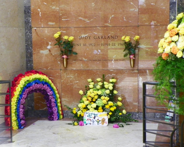 Image result for judy garland grave