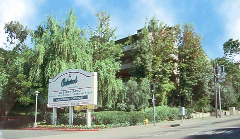 The oakwood apartments in hollywood photo The oakwood