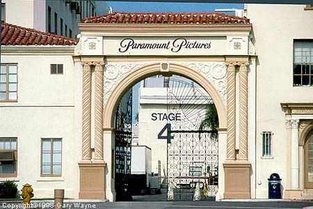 Paramount Pictures Logo by