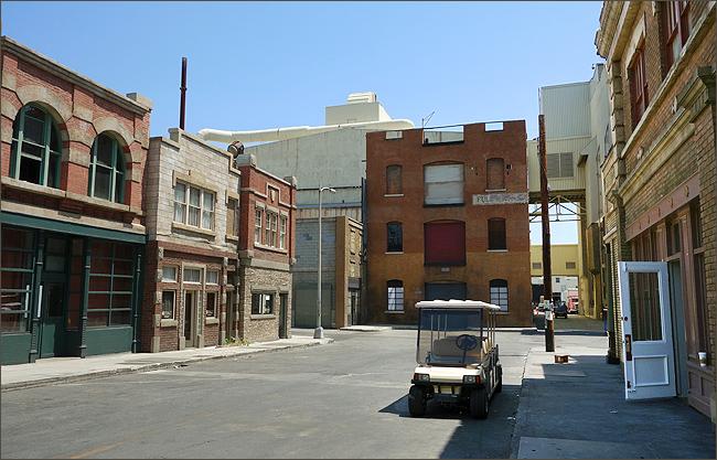 Paramount Studios Tour [PHOTOS] - Business Insider   Paramount Studios Tour