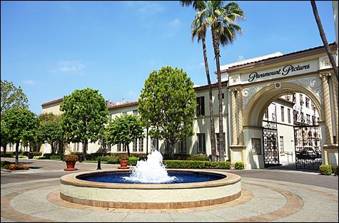 Bronson Gate (Paramount Studios)