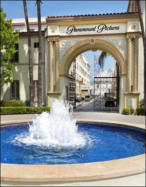 The Studios At Paramount   Paramount Studios Tour