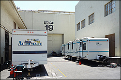 Stage 19 - Paramount studio