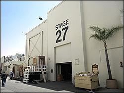 Stage 27 - Paramount Studios