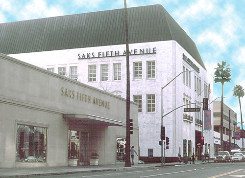Saks Fifth Avenue - Beverly Hills (photo) 9ed08f04d7ab