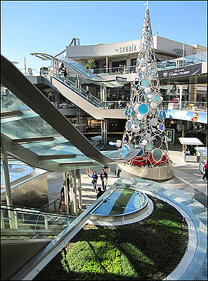 If You Haven T Been To The Santa Monica Place Mall In Last Few Years Re For A Surprise