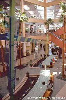 new santa monica mall restaurants