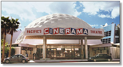 Cinerama Dome Today | RM.