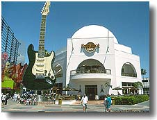 Hard Rock Cafe Beverly Center Closed