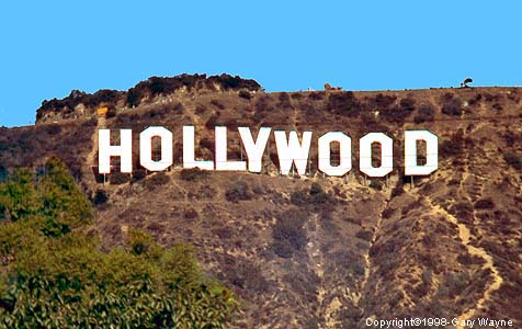 The Hollywood Sign (