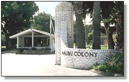 A Host Of Stars Now Make Malibu Their Home Colonyites As They Call Themselves Have Included Tom Hanks Who Used To Live At 23414 Colony Dr