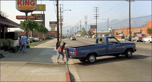 Back To The Future Filming Locations Part 1