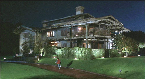 Back To The Future Filming Locations Part 3