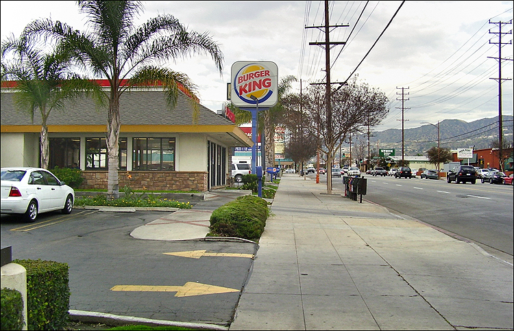the back to the future burger king