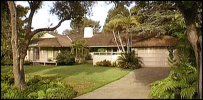 the golden girls house was supposed to be located at 6151 richmo