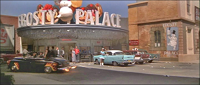 Grease Filming Locations Part 1
