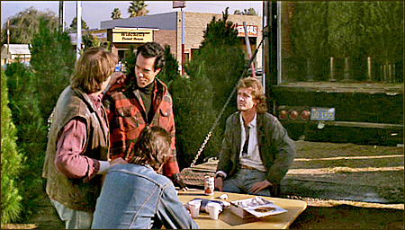 after a scene in which danny first meets mel at the police station we get to see crazy mel in action when he arrives to make a drug bust at a christmas - Lethal Weapon Christmas