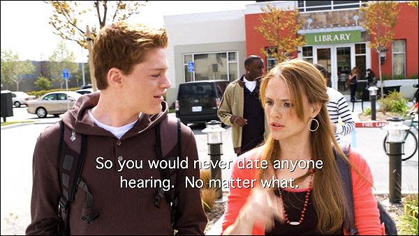 is emmett really deaf