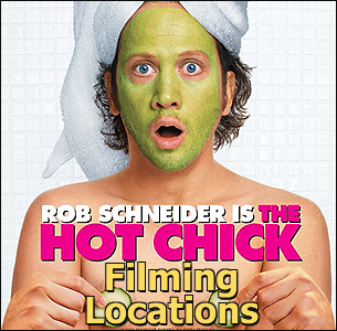 The Hot Chick Filming Locations