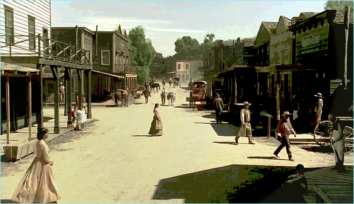 Westworld Filming Locations: Where TV's Westworld was