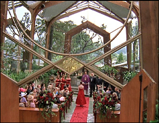 Wayfarers chapel celebrity weddings